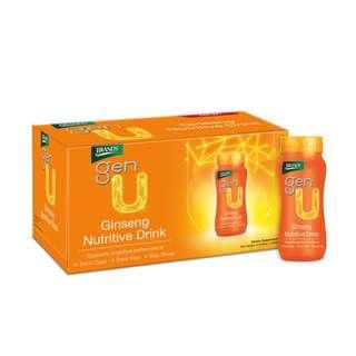 BRANDS Gen U Ginseng Nutritive (8 bottles x 100m)