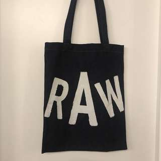 RAW Jeans bag