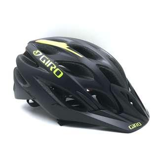 Giro Phase Cycling Helmet (Matte Black/Lime/Flame / (L) Large)