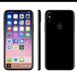 iPhone x 64gb gray x 2