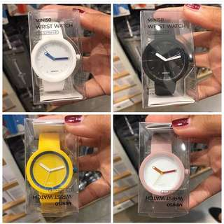 Miniso Jelly Watches
