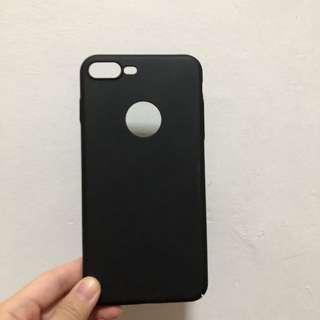 iPhone 7 Plus/ 8 Plus 黑色硬殻