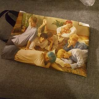 BTS ~ LOVE YOURSELF PENCIL CASE