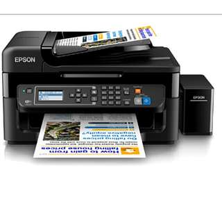 Epson All-In-One L565 Printer