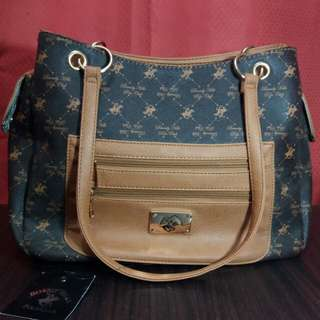 Repriced Beverly Hills & Polo Club Shoulder Bag