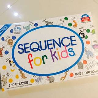 Brand New - Sequence For Kids