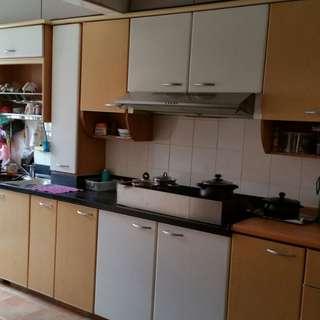 Spacious high floor 4 room HDB flat for rental
