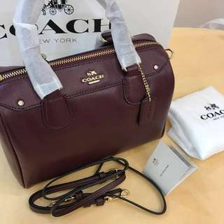 (Ready Stock promotion)Authentic coach Tote Handbag crossbody bag