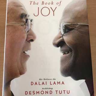 The Book of Joy (Hard cover)