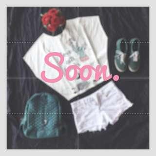 ‼️ NEW ITEMS ‼️ Soon 💋