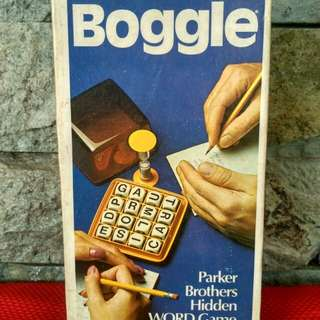 Boggle playwords scrable