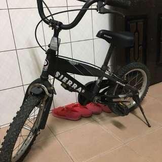兒童16寸腳踏車
