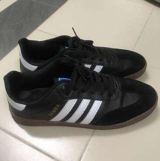 Adidas Samba Black Gum Shoe/Sneakers