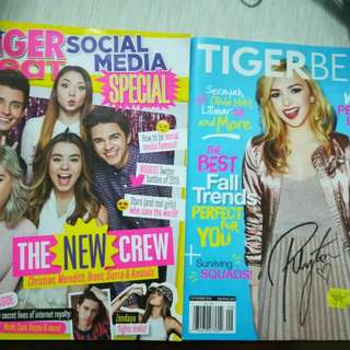 Teenage Magazines: Tiger Beat