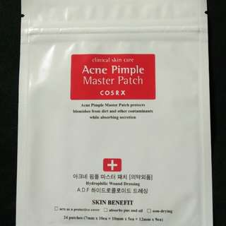 Sale ⚡ COSRX Acne Pimple Master Patch