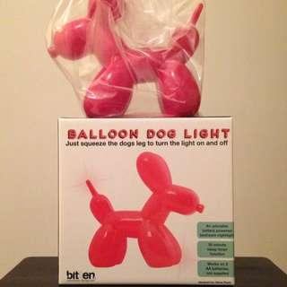 💡🆕 Balloon Dog Light