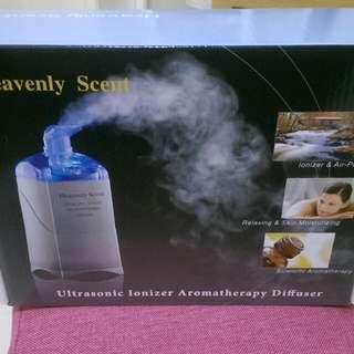 時尚水氧噴霧機