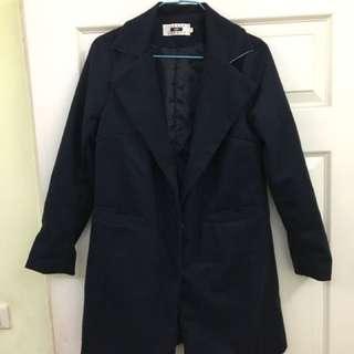 西裝外套大衣