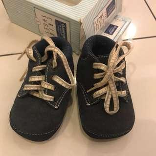 Osh Kosh baby boy shoes, 6-9 months