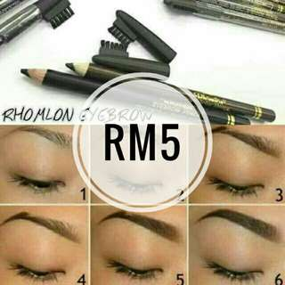 RHOMLON Eyebrow Pencil - Dark Brown