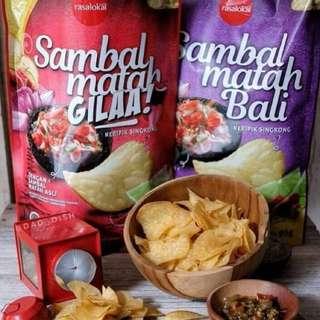 Rasa Lokal Sambal Matah Gilaa! / Sambal Matah Bali