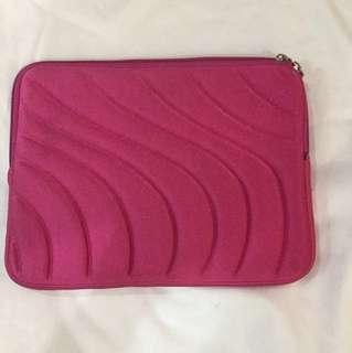Hot pink foam case