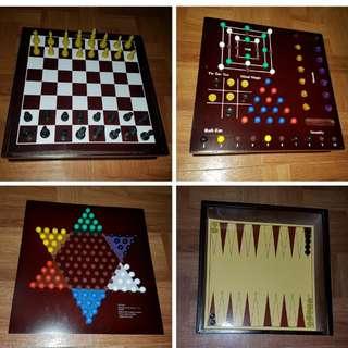 10 Games Set