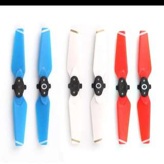 New Arrival 4730F Propellers Quick-release Foldable Colorfull Props for DJI SPARK