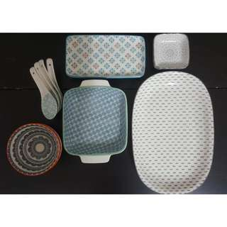 [NEW] Ceramic Tableware