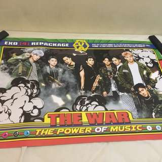 Official EXO Power Poster