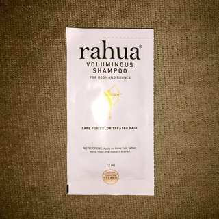 Rahua Voluminous Shampoo sample