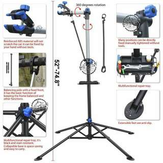 Adjustable Bicycle Repair Working Stand Bike Stand Bicycle Stand *Tacx Brand*