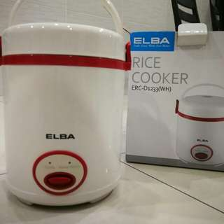 Elba Rice Cooker 1.2L ERC-D1233