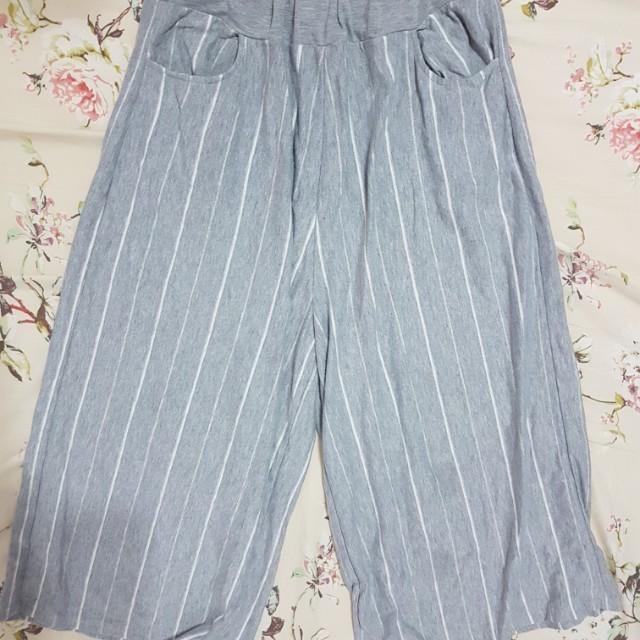 寬口8分褲(XL)