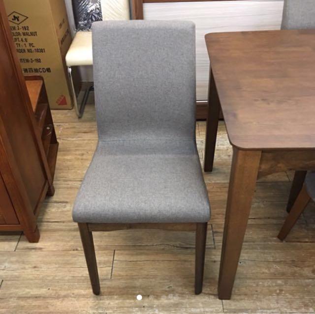 北歐布餐椅
