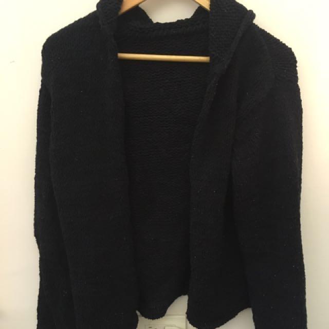 秘魯羊駝針織毛上衣