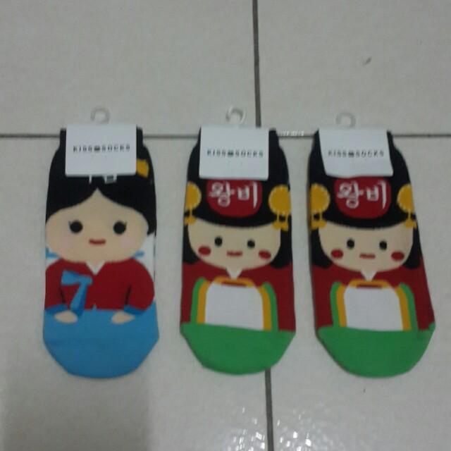 韓國製襪子