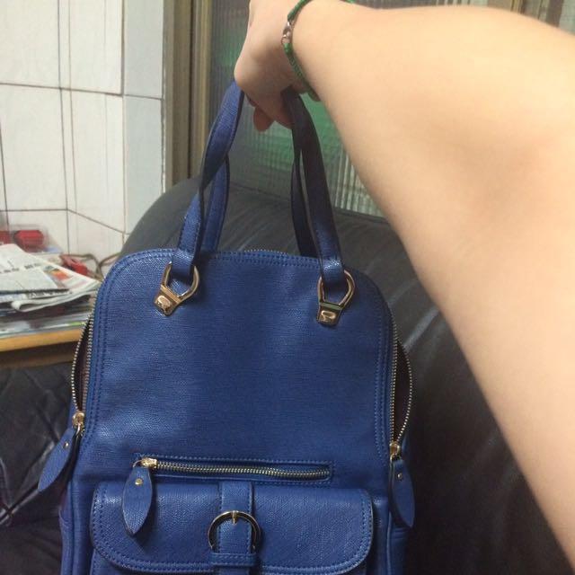 質感 韓版 肩背 後背 包包