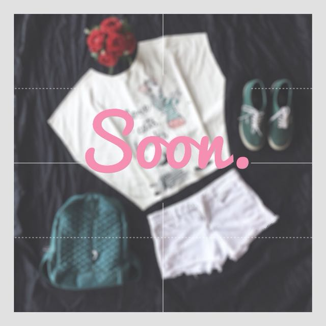 ‼️ NEW ITEMS ‼️ Soon 💋