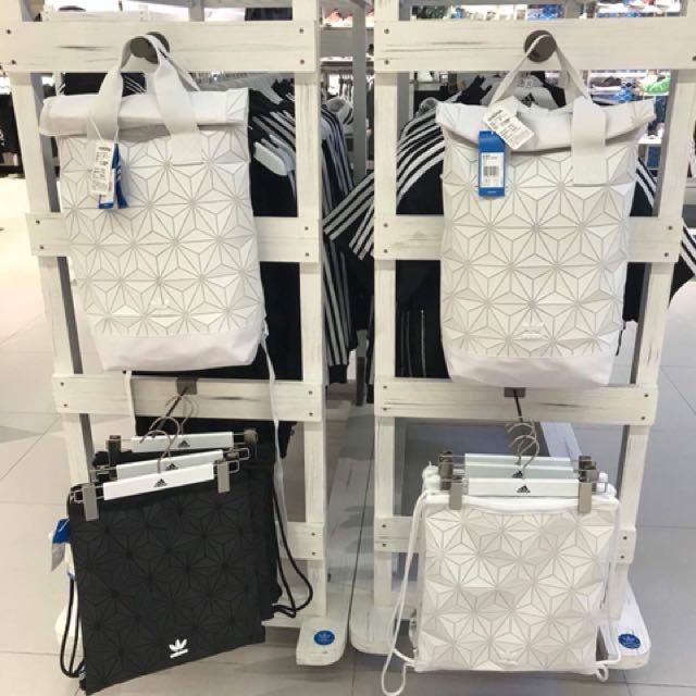 Adidas 3D Mesh Bag