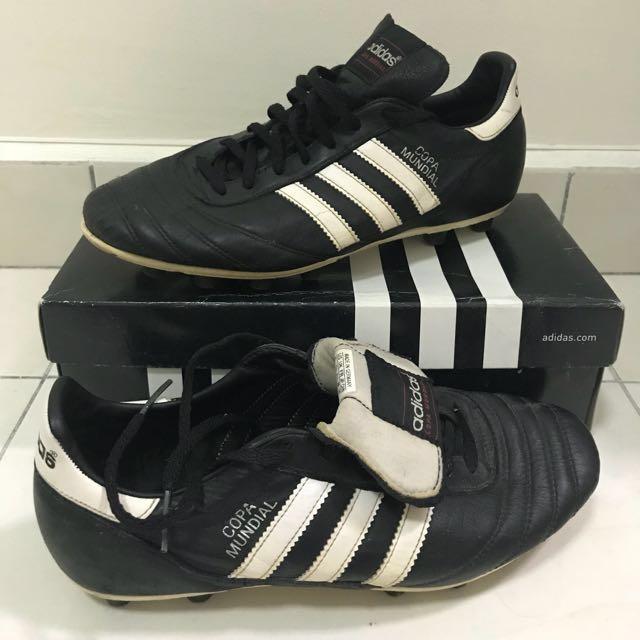 Adidas Copa Mundial (Original Collection), Men's Fashion, Footwear on Carousell