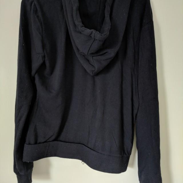 Armani jeans hoodie sz8-10