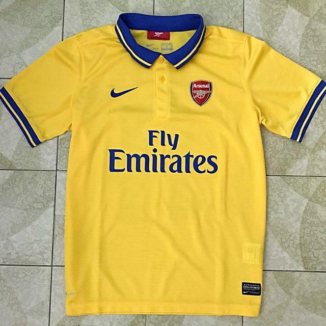 2c16e42111a Arsenal Away Kit 13 14