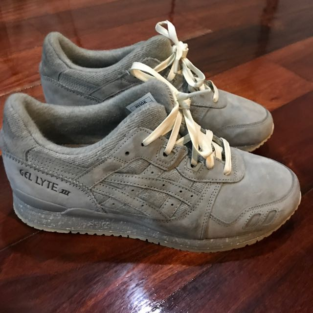 ASICS Gel lyte lll x reigning champ collab 0a634f417972