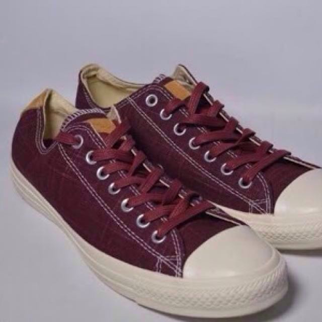 AUTHENTIC ALL STAR CONVERSE LOW CUT