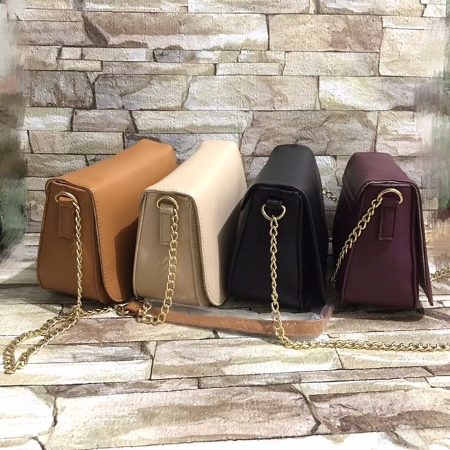 Authentic Charles & Keith bag limited stocks