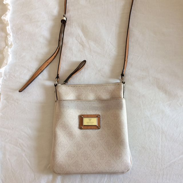 Authentic GUESS crossbody