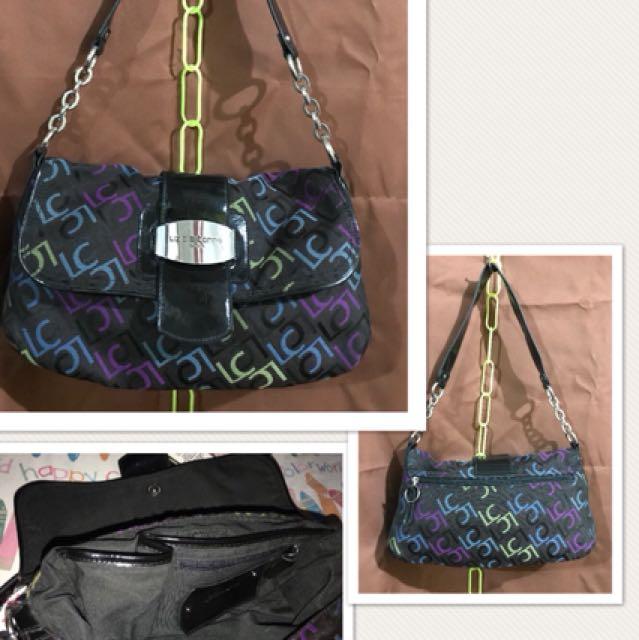 Authentic Pre loved Liz Claiborne bag
