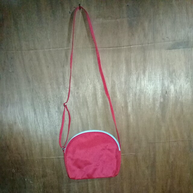 AVON Red Sling Bag