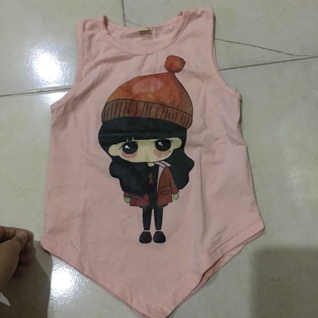 Baju Kutung Pink